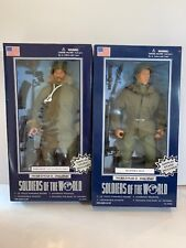 Soldiers of the World World War II Forceman Special Service & Bazooka Man New