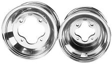 """ITP T-9 Large Bell Pro Series Heavy-Duty Aluminum Wheel Polished 8.5"""" 0825364403"""