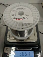 Sandvik Nichrome 80 (Nikrothal) 22g Wire Spool 5.657lb