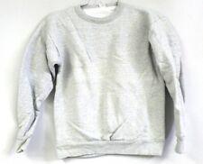 VTG 60s  Mambro 100% Cotton Gray SweatShirt XS MEns Boys