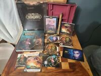 World of Warcraft 2004 Vanilla Collector's Edition 100% Complete WoW Classic