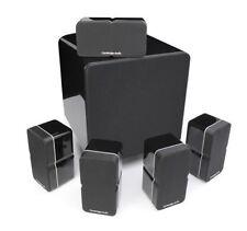 Cambridge Audio Minx 325 Heimkino 5.1 Lautsprecher SET inkl. Subwoofer schwarz