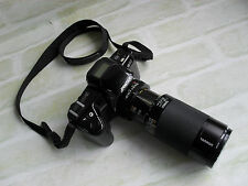 PENTAX Z10 CAMERA - WITH TAMROM 1:3.8 - 80-210mm LENS