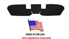 1964-1966 Ford Mustang Dash Cover Black Carpet FO32-5 Made in the USA