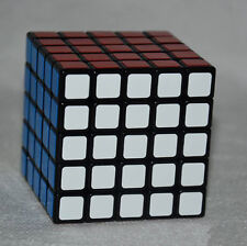 5X5X5 Magic ABS Ultra-glatte Profi Speed Cube Rubik's Puzzle Twist