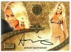 2021+Benchwarmer+Gold+-+Auto+Card+-+Ashley+Mattingly