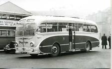 Barton No.674 a 1951 built Leyland Burlingham coach BRR154 1950s  photograph