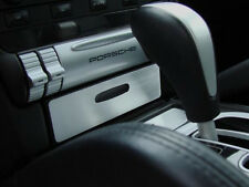 #005 Porsche Cayenne 955 Turbo S WLS GTS V6 VR6 V8, Alu Blende Aschenbecher vo
