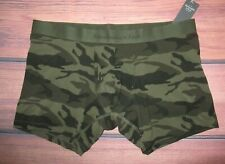 MENS ABERCROMBIE & FITCH CAMOUFLAGE BOXER BRIEF SIZE XL (35/36)