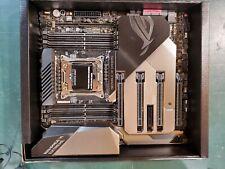 ASUS ROG RAMPAGE VI EXTREME Intel LGA 2066 Extended ATX Motherboard