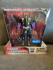 Transformers 25th Anniversary Universe Masterpiece Skywarp NEW Walmart Exclusive