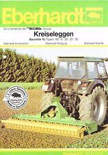 Eberhardt Kreiseleggen, orig. Prospekt 1989