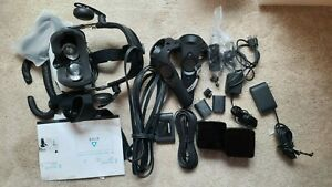 HTC  Vive Virtual Reality Headset System complete with Pro Head strap