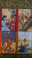 American Girl Short Stories Small Books Hardcover Lot of 4 Kirsten Samantha New