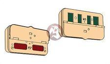 """CMK 1/35 German Distance Rear Lights """"Abstandsrucklicht Notek"""" (8 pieces) B35037"""