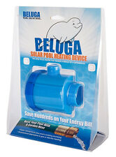 Beluga - Solar Pool Heating Device - Use a Garden hose to heat your Pool!