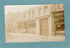 Powell & Son Family Grocers Shop Briggate Brighouse Halifax Huddersfield RP  pc