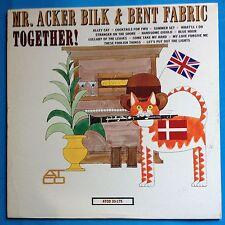 Mr. Acker Bilk & Bent Fabric-Together-1965 Atco Mono W/L PROMO-VG++/M-  UNPLAYED