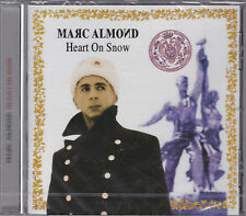 CD 19T MARC ALMOND HEART ON SNOW DE 2003 NEUF SCELLE