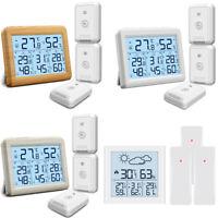 1*Hot Digital Display Indoor Outdoor Thermometer Hygrometer Temperature Humidity