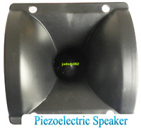 2pcs 87*87*78mm Piezo horn Speaker piezoelectric tweeter