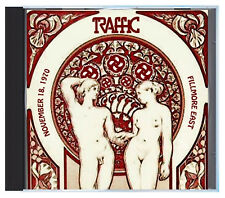 TRAFFIC with Steve Winwood and Jim Capaldi, Fillmore East 1970, on CD