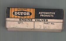 MORRIS MAJOR 1500/ Oxford V 1958 1962 Engine Inlet Valve BRAND NEW OLD STK