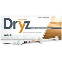 Parkell S180 Dryz Gingival Hemostatic Dental Retraction Paste Syringes 7/Pk