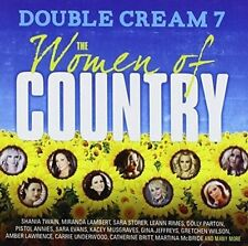 Various Artists - Double Cream 7 Women of Country 2cd Like