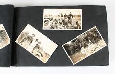 ORIGINAL 1930S AMERICANA PHOTO ALBUM W/ FAMILY, FARMS, GARDENS, AND MORE