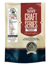 IPA BEER KIT MANGROVE JACK BREWERY POUCH 5 Gallon NO CLEANUP Yeast Included