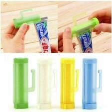 Plastic Rolling Tube Toothpaste Dispenser Easy Squeezer Holder Bathroom Supply