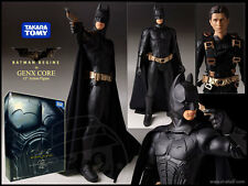 Takara Tomy Batman Dark Knight Begins Christine Bale Genx Core 1/6 Action Figure