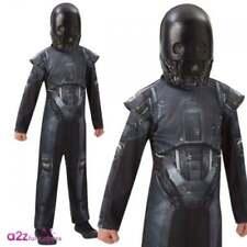 Déguisements costumes noirs pour garçon, 5 - 6 ans