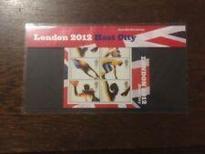 GB 2005 London 2012 Host City Presentation Pack No. M11