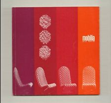 1975 Verner PANTON Special issue MOBILIA n. 236 Psychedelic Scandinavian Modern