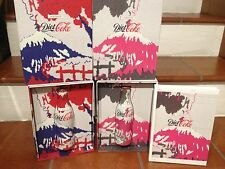 Gift Box Limited Edition Diet Coke 2015 J.W Anderson Set 2 Alluminio bott:LEGGI