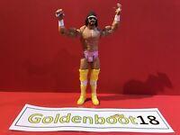 MACHO MAN RANDY SAVAGE WWE MATTEL BASIC WRESTLING FIGURE