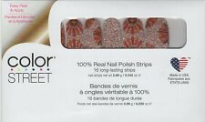 CS Nail Color Strips Talk Turkey-Thanksgiving 2020100% Nail Polish - USA Made!