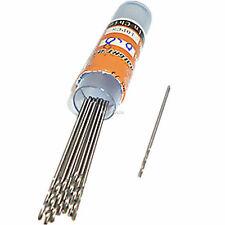 10pcs 0.8mm Mini Micro Power Twist Drill Bit Mini Small Precision Hss Drill Bits