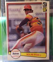 1982 Donruss Set Break #419 Nolan Ryan