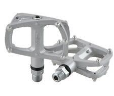 NEW Wellgo R146 Aluminum Road Bike Pedal DU BEARING Pedals (310g) - Silver