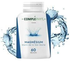 Magnesium Marin de la Mer Morte | Haute efficacité | Anti-fatigue, Anti-Stress |