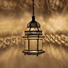 Lampada Orientale Lanterna Marocchina Plafoniera Luce a sospensione Msedes-W