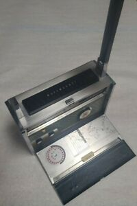 Rare Vintage Zenith Royal 1000 Trans-Oceanic Radio AM/FM SW8 Band 1957