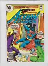 ACTION #508 F/VF, extremely scarce, rare 1980 Whitman, Giordano & Andru cover