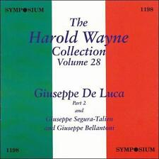 VARIOUS ARTISTS-THE HAROLD WAYNE COLLECTION VOL.28` (ARIAS AND SONGS BY P CD NEW