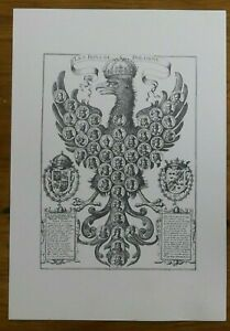 Print of Les Roys De Pologne  (Rulers of Poland)