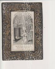 Oud doodsprentje DP Isabelle Van der Auwera Wouters Putte 1865 Mechelen