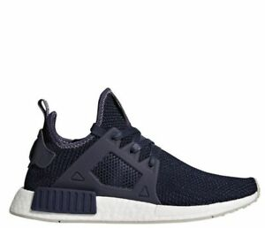 [BY9819] Womens Adidas Originals NMD_XR1 Running Sneaker Trace Blue Sesame 5.5